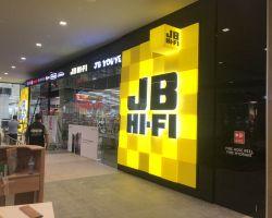JB HiFi Green Hills 1